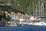 Hvar Town through the Yachts (5969965094).jpg
