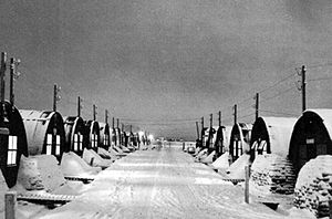 Iceland Base Command - Camp Pershing, Iceland 1942