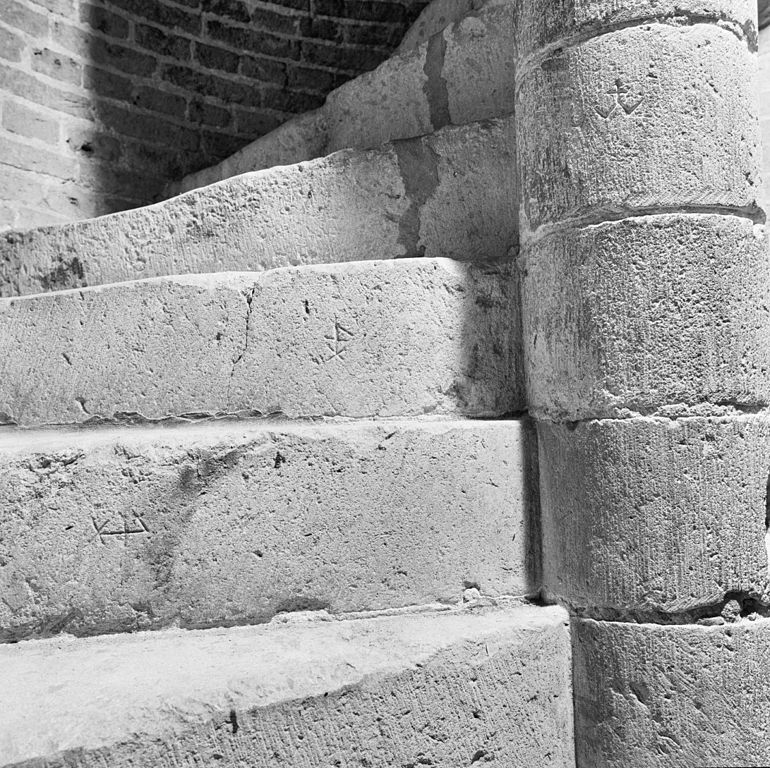 File interieur toren eerste geleding spiltrap met for Interieur wikipedia