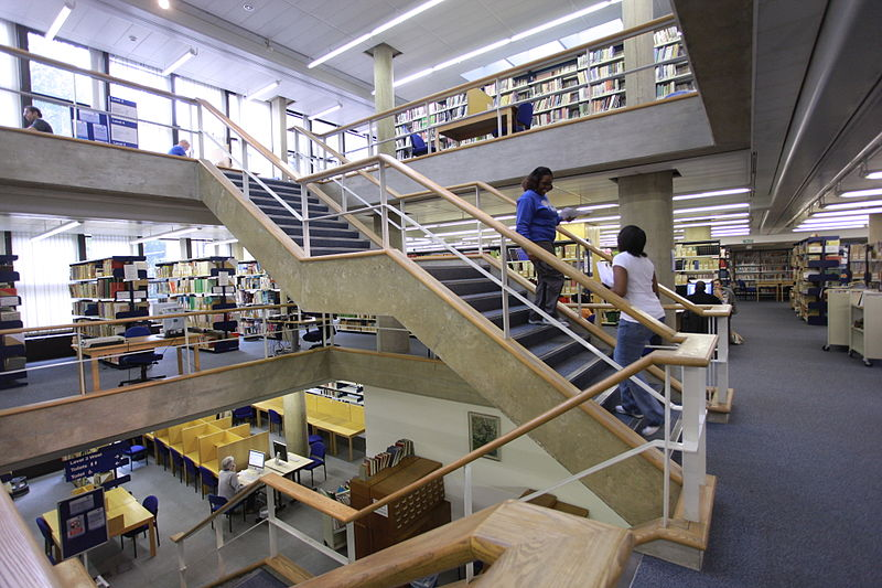 IOE Newsam Library.JPG