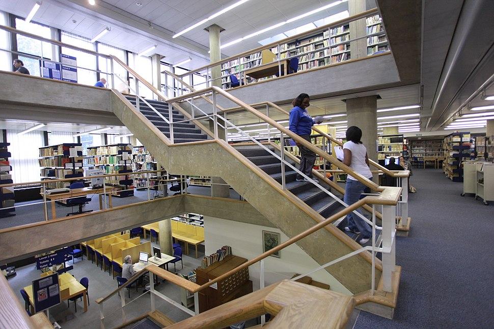 IOE Newsam Library