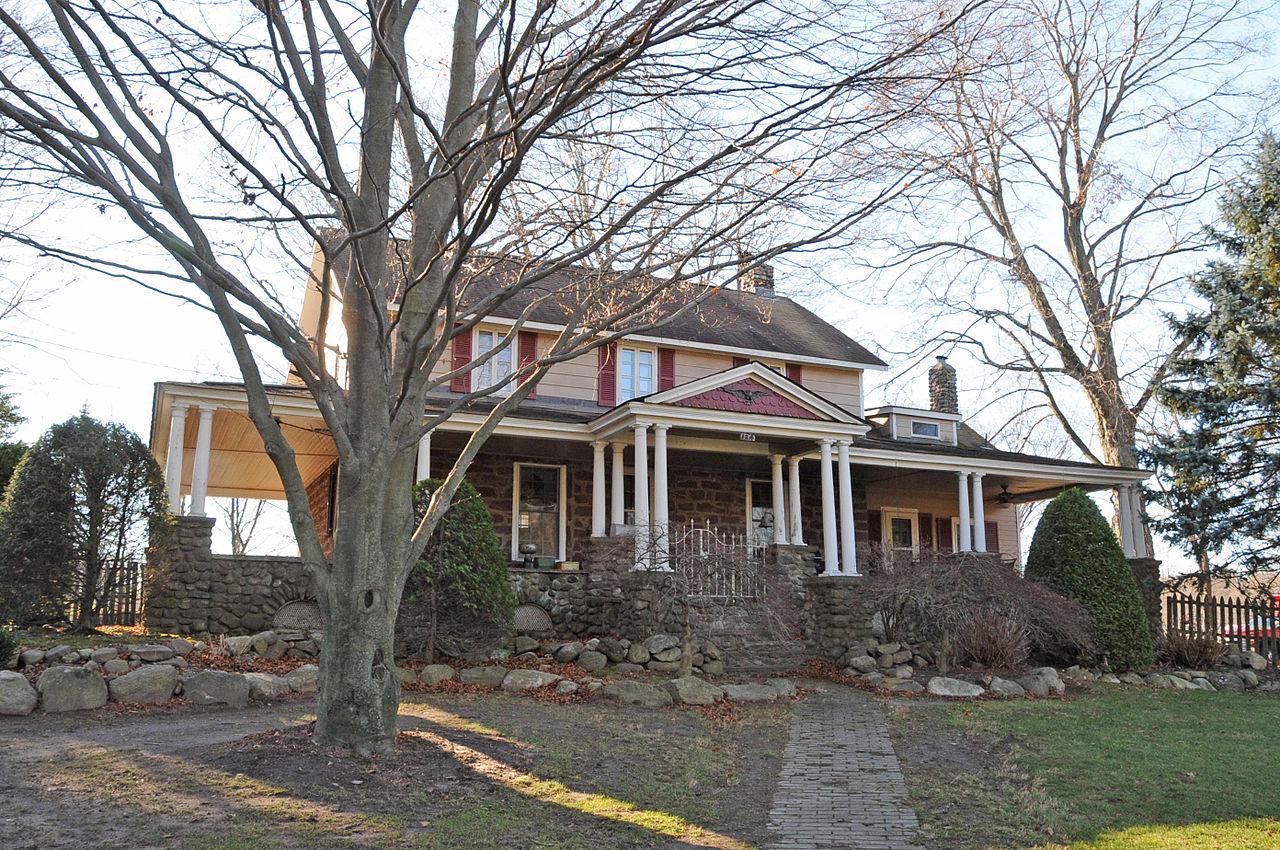 File Isaac Debaun House Park Ridge Bergen County