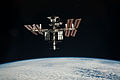 ISS and Endeavour seen from the Soyuz TMA-20 spacecraft 01.jpg