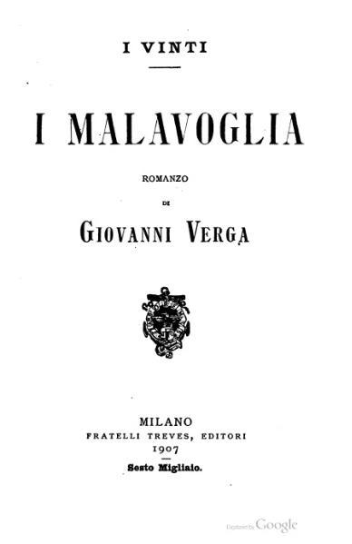 File:I Malavoglia.djvu
