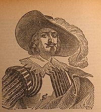 Don Rodrigo in un'illustrazione del 1840
