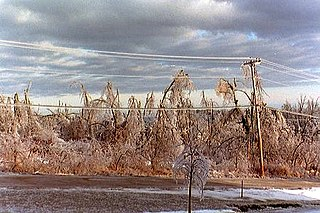 January 1998 North American ice storm January 1998 storm in North America