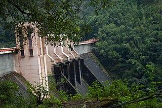 Idamalayar Dam Dam in Ernakulam District, Kerala