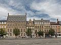 Ieper, straatzicht de Grote Markt met oeg30261 foto3 2015-08-09 12.48.jpg
