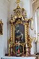 Iffeldorf, St. Vitus, linker Seitenaltar 2015-10.jpg