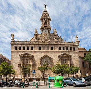 Santos Juanes, Valencia