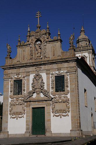 São Vicente (Braga) - St Vincent's Church