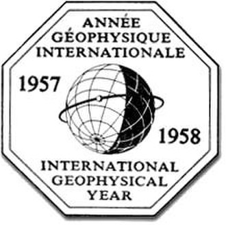 International Geophysical Year - Official emblem of IGY