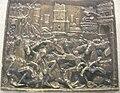 Il riccio, scena di battaglia davanti a una città, 1500-1525 circa.JPG