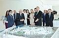 Ilham Aliyev, Italian President Sergio Mattarella viewed exhibition dedicated to Shah Ismayil Khatai 3.jpg