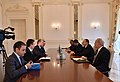 Ilham Aliyev received a delegation led by the Prime Minister of Malta, 2014 02.jpg