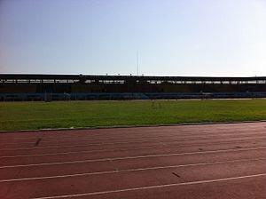 Iloilo Sports Complex - Image: Iloilo Sports Center track 01