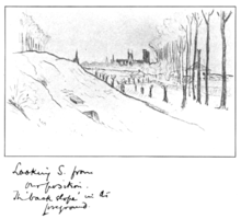 In Flanders fields and other poems, McCrae's sketch.png