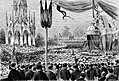 Inauguration du monument du roi Léopold Ier au parc de Laeken le 21 juillet 1880.jpg