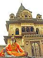 India-5940 - Sadhu (Holy Man) - Flickr - archer10 (Dennis).jpg
