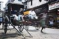 India - Kolkata Rickshaw - 3545.jpg