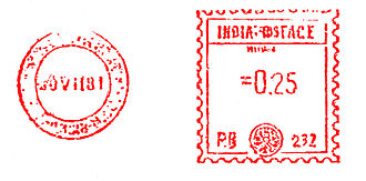 India stamp type CB6.jpg