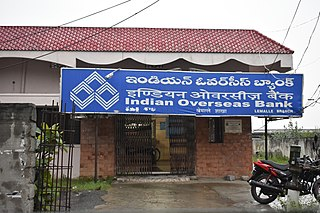 Indian Overseas Bank Indian public sector bank