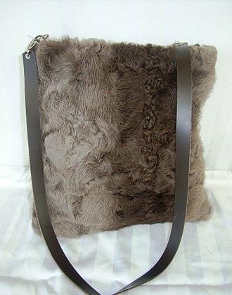Bag - A fur bag
