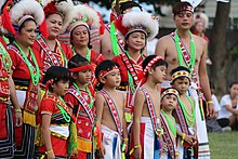 Indigenous group dancers at Amis Music Festival 2016 IMF0936.jpg