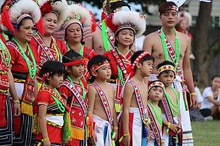 Amis people Ethnic group, Taiwan