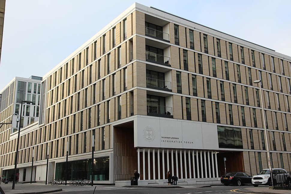 Informatics Forum University of Edinburgh