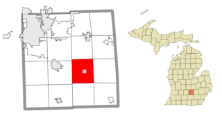 Ingham Township, Michigan Civil township in Michigan, United States