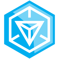 Logo for the Ingress game