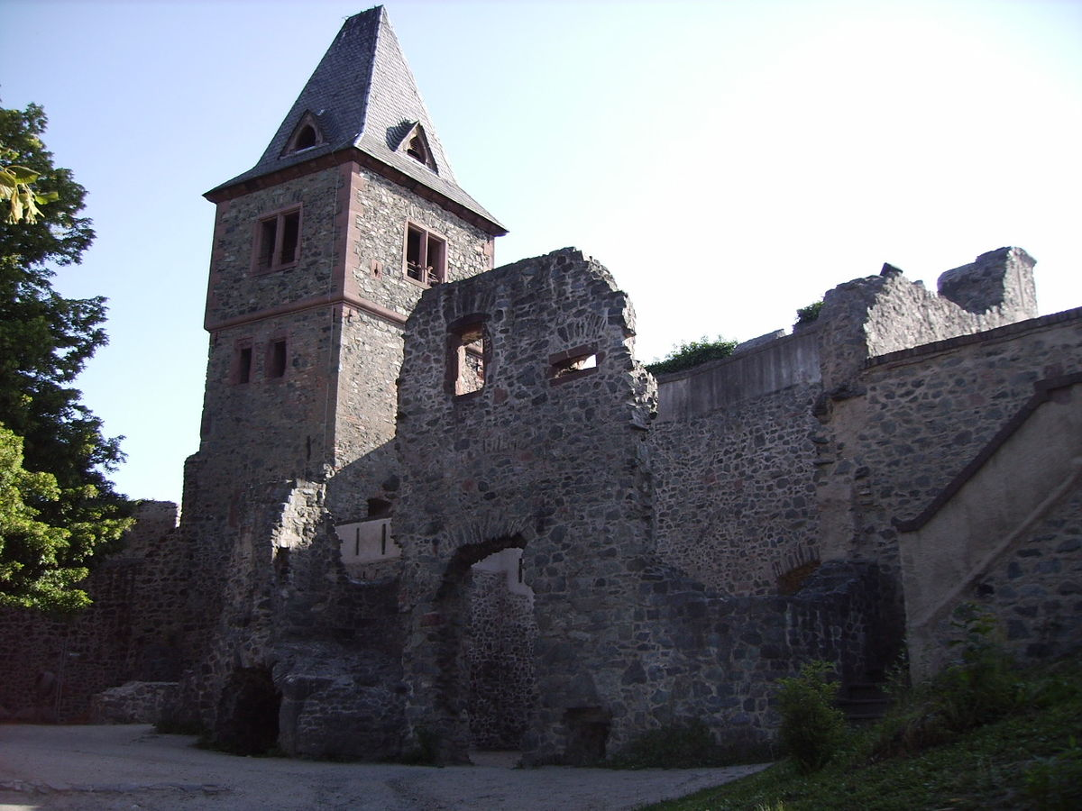 frankenstein castle wikipedia. Black Bedroom Furniture Sets. Home Design Ideas