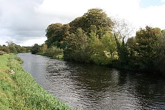 River Inny bei Ballymahon