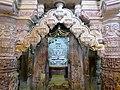 Inside Jain temple - Jaisalmer Fort.jpg