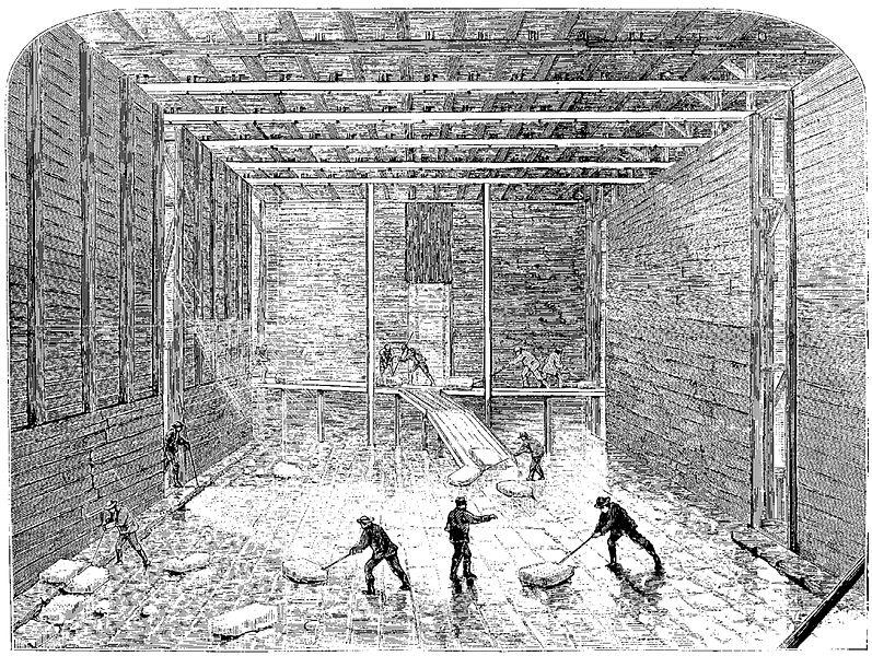 File:Inside of ice warehouse 1871.jpg
