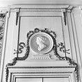 Interieur stijlkamer, bekroning deurpartij - Amsterdam - 20017293 - RCE.jpg