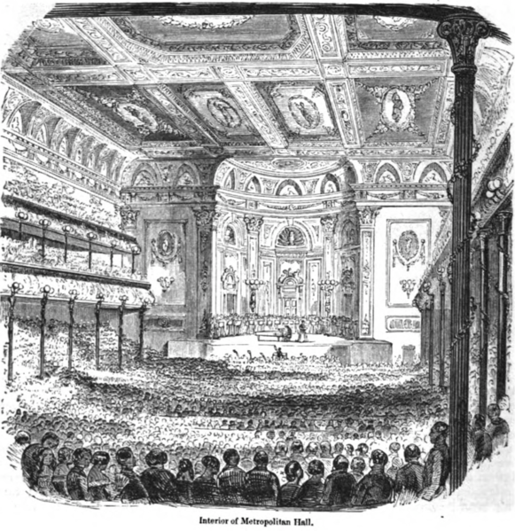 File:Interior of Metropolitan Hall, New York City, destroyed by fire in 1854.tiff