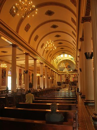 Roman Catholic Archdiocese of San José de Costa Rica - Catedral Metropolitana San José