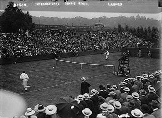 William Larned American tennis player