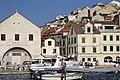 Into the Port of Hvar Town, Hvar Island (5969431947).jpg
