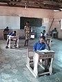 Invigilatin in kwahu Tafo, Ghana.jpg