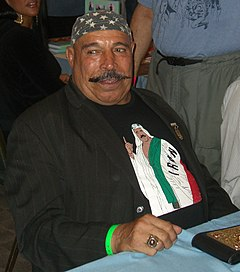 The Iron Sheik na konwencie Big Apple Comic Con 13 czerwca 2009