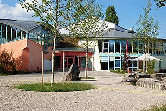 Waldorf education - Waldorf school in Ismaning, Bavaria