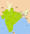 Isoetes india distribution.png