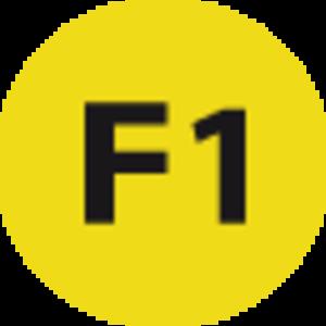 Kabataş–Taksim funicular - Image: Istanbul public transport F1 line symbol