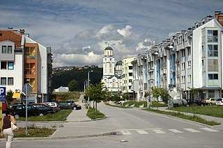 Istočna Ilidža Municipality in Republika Srpska, Bosnia and Herzegovina