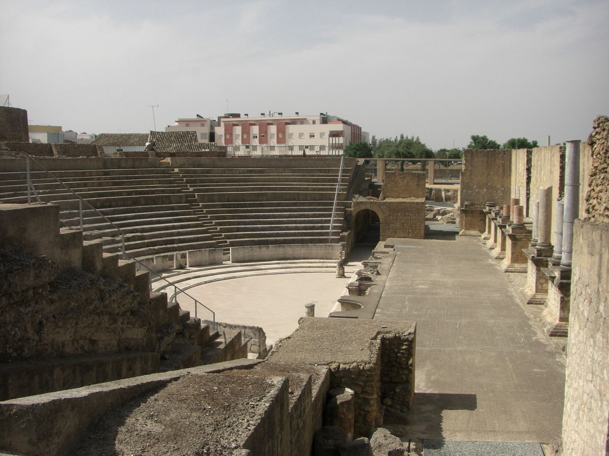 Exploring the Roman Ruins of Itálica Near Sevilla