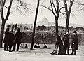 Italienischer Photograph um 1865 - Die Passegiata di Ripetta (Zeno Fotografie).jpg