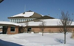 Ithaca Tompkins Regional Airport - Image: Ithaca Tompkins Airport